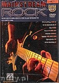 Okładka: , Guitar Play Along Volume 5: Mainstream Rock (DVD)
