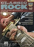 Okładka: , Guitar Play-Along Volume 1: Classic Rock (DVD)