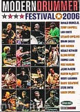 Okładka: , Modern Drummer Festival 2006 (4 DVD)