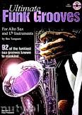 Okładka: Tompsett Ben, Ultimate Funk Grooves For E Flat Saxophone