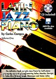 Okładka: Campos Carlos, Latin Jazz Piano, Volume One