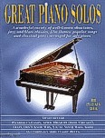 Okładka: , Great Piano Solos - The Platinum Book