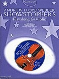 Ok�adka: Lloyd Webber Andrew, Andrew Lloyd Webber Showstoppers Playalong For Violin