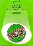 Ok�adka: Long Jack, Honey Paul, Jazz Playalong for Flute