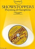 Ok�adka: Long Jack, Showstoppers Playalong for Saxophone