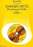 Ok�adka: R�ni, Smash Hits Playalong For Violin (+ CD)