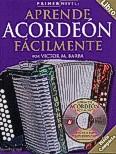 Okładka: Barba Victor M., Primer Nivel: Aprende Acordeon Facilmente
