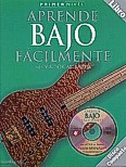 Okładka: Barba Victor M., Aprende Bajo Facilmente