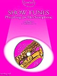 Ok�adka: Lesley Simon, Showtunes Playalong For Alto Saxophone (+ CD)