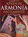 Okładka: Barba Victor M., Aprende Armonia Facilmente