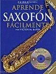 Okładka: Barba Victor M., Aprende Saxofon Facilmente