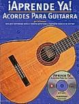 Okładka: Lozano Ed, Aprende Ya! Acordes Para Guitarra
