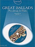 Ok�adka: Lesley Simon, Great Ballads Playalong For Flute