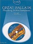 Okładka: Lesley Simon, Guest Spot: Great Ballads Playalong For Alto Saxophone