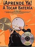 Ok�adka: Orozco Felipe, Aprende Ya: A Tocar Bateria