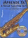 Okładka: Groppa Mariano, Aprende Ya: A Tocar Saxofon Alto