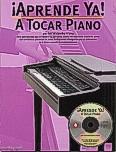 Okładka: Viana Inti Alejandra, Aprende Ya: A Tocar Piano