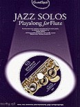 Okładka: Lesley Simon, Jazz Solos Playalong For Flute