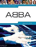 Okładka: Abba, Really Easy Piano: Abba