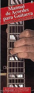 Ok�adka: Orozco Felipe, Manual De Acordes Para Guitarra (Edici�n A Todo Color)