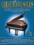 Ok�adka: , Great Piano Solos - The Film Book