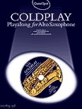 Okładka: Coldplay, Coldplay For Alto Saxophone (+ CD)