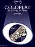 Okładka: Coldplay, Coldplay Playalong For Flute (+ CD)