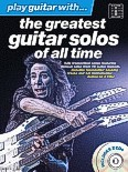 Ok�adka: Weston David, Play Guitar With... The Greatest Guitar Solos Of All Time
