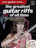Okładka: , Play Guitar With... The Greatest Guitar Riffs Of All Time