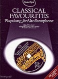 Ok�adka: Skirrow Andrew, Hussey Christopher, Classical Favourites Playalong For Alto Saxophone