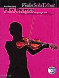 Okładka: Różni, Film Themes for Violin (+ CD)