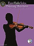 Ok�adka: , Playalong Showtunes - Easy Violin Solos