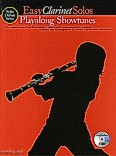Ok�adka: R�ni, Playalong Showtunes for Clarinet (+ CD)