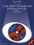 Okładka: Keane, The Best Of Keane For Violin (+ CD)