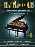 Ok�adka: R�ni, Great Piano Solos - The Classical Book