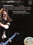 Okładka: Metallica, Play Guitar With... The Best Of Metallica