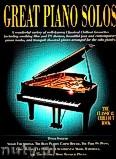 Okładka: Jones Derek, Great Piano Solos