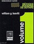 Ok�adka: Leavitt William, M�thode Moderne De Guitare: Volume 1