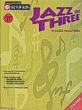 Ok�adka: Taylor Mark, Jazz In Three, Volume 31
