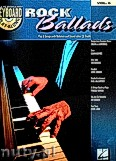 Okładka: , Keyboard Play-Along Volume 6: Rock Ballads