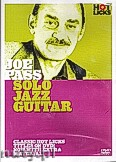 Okładka: Pass Joe, Hot Licks: Joe Pass - Solo Jazz Guitar