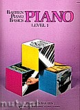 Ok�adka: Bastien James, Bastien Jane Smisor, Piano Basics: Level One