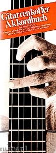 Ok�adka: , Gitarrenkoffer Akkordbuch