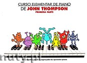 Okładka: Thompson John, Curso Elementar De Piano, vol. 1