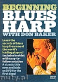 Okładka: Baker Don, Beginning Blues Harp With Don Baker DVD