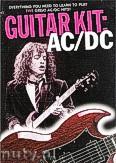 Okładka: AC/DC, Guitar Kit: AC/DC