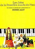 Ok�adka: Agay Denes, Les Joies de la Premiere Ann�e de Piano