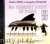 Okładka: Hervé Charles, Pouillard Jacqueline, Mein Erstes Jahr Klavierunterricht (CD)