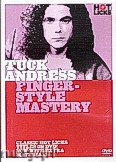Okładka: Andress Tuck, Hot Licks: Tuck Andress - Fingerstyle Mastery