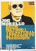 Okładka: Morello Joe, Hot Licks: Joe Morello - Drum Method 1 The Natural Approach To Technique